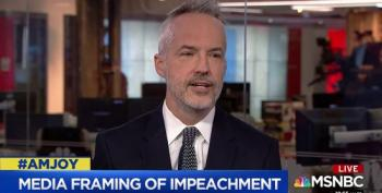 Eric Boehlert Blasts The Media's Framing Of Impeachment