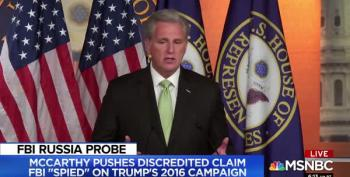 Why Does Kevin McCarthy Lie?