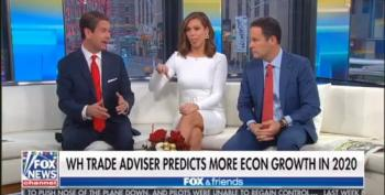 Fox & Friends Whine About Nike's New Kaepernick Shoe