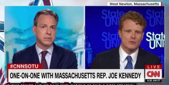 Rep. Joe Kennedy On Trump's Abuse Of Office: 'At What Point Does This Stop?'