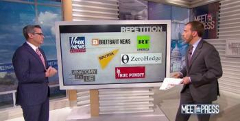 Chuck Todd Lumps Fox In With Russian Propaganda Arms RT And Sputnik
