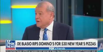 Fox And Friends Defends $30 Pizza Because Socialism
