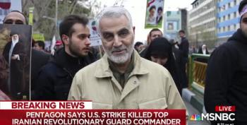 Cal Perry: Soleimani Killing Will Embolden Iran