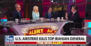 Geraldo And Kilmeade In Brawl Over Soleimani Assassination