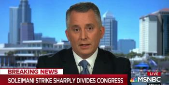 Former GOP Rep. Scorches Trump: 'In Times Of Great Consequence He Lies'