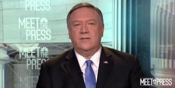 Pompeo Insists Americans Are Safer Even As U.S. Braces For Iran's Retaliation