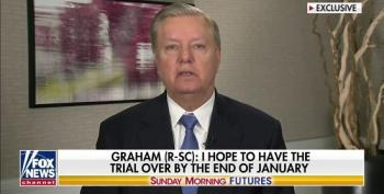 Lindsey Graham Pushes For Change In Senate Rules To Allow Impeachment Trial Without Waiting For The House