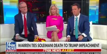 Fox And Friends Wants You To Trust Intelligence Agencies Now
