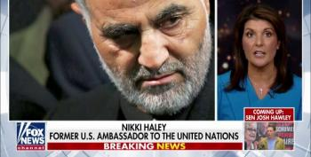 Nikki Haley: Democrat Leadership, 2020 Dems Are The Only People Mourning Soleimani Death