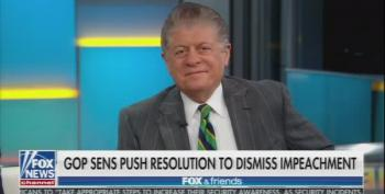 Fox And Friends Refuses To Understand Impeachment, Part Infinity