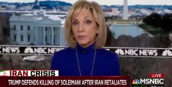 Andrea Mitchell And Chris Matthews Hammer Trump For Blaming Obama