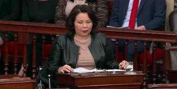 Sen. Tammy Duckworth Shreds Trump: 'Playground Bully'