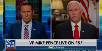 Mike Pence Wants Public To 'Trust Us' On Iran War