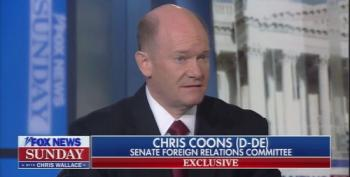 Coons: Trump Gave Laura Ingraham More Info On Soleimani Strike Than The Senate Got