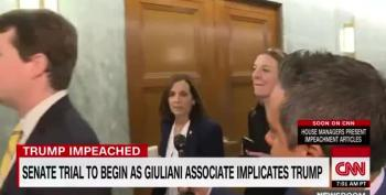Sen. Martha McSally Bullies CNN Reporter: 'You're A Liberal Hack'