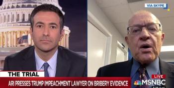 Alan Dershowitz Will Argue Abuse Of Power Is Not Impeachable