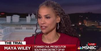 Maya Wiley Finds Alan Dershowitz's Arguments 'Incredible'