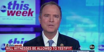 Adam Schiff: McConnell Proposing 'A Mockery Of A Trial' With No Witnesses