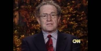 Alan Dershowitz In 1998 Contradicts Dershowitz 2020