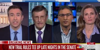 Neal Katyal: Trump And McConnell's Impeachment Approach Is 'A Crime Against The American People'