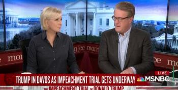 Scarborough: Even The Voters Who Don't Want Trump Removed Think He's Guilty