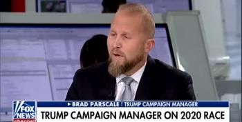 Trump's Campaign Manager Confronted With Actual Poll Numbers On Fox