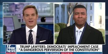 Fox Host Spins Rushed Impeachment Trial As Good For Dems
