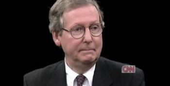 Gee, Mitch McConnell USED To Be In Favor Of Impeachment Witnesses