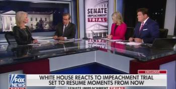 Chris Wallace Laughs At Kellyanne's 'Coincidence' Excuse
