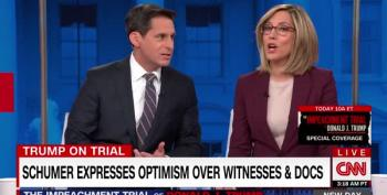 CNN Anchors Ridicule Trump's Live Confession