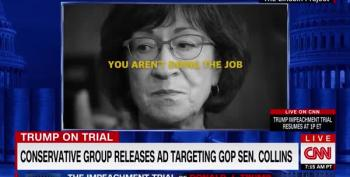 George Conway's 'Lincoln Project' Airs Anti-Susan Collins Ad
