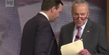 Schumer: No Deal On Biden As Witness