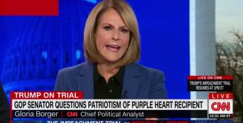 Gloria Borger Lays Into Marsha Blackburn For LTC Vindman Slam
