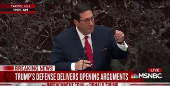 Jay Sekulow Spews Debunked Russian Propaganda From Senate Floor