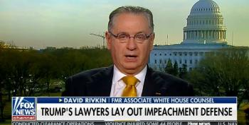 Fox News Guest Pushes Lie That Ukraine Had No Idea Aid Was Being Withheld