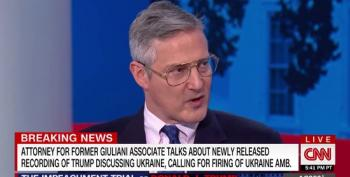 Parnas Lawyer Tells CNN There Are More Recordings Of Trump