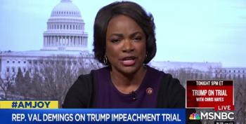 Rep. Val Demings Defends Adam Schiff On AM Joy