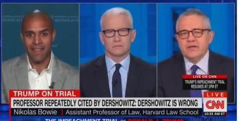 Harvard Law Scholar Dershowitz Cited To Defend Himself? Calls Alan 'A Joke'