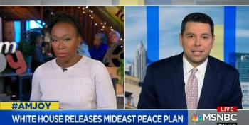 Joy Reid Exposes The Epic Failure Of Trump's Middle East 'Peace Plan'