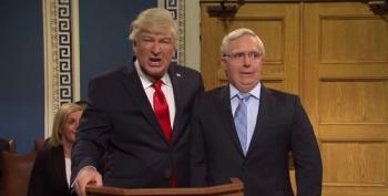 SNL Cold Open - Fantasy Impeachment Trial