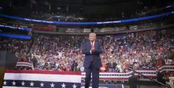 Democratic SuperPAC Edits Trump's Superbowl Ad