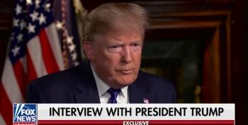 Hannity/Trump: Most Embarrassing Of All Super Bowl POTUS Interviews