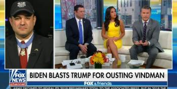 Fox & Friends Smears Lt. Col. Alexander Vindman