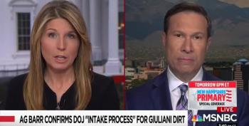 Nicolle Wallace And Co. Marvel At Bill Barr And Lindsey Graham's BS