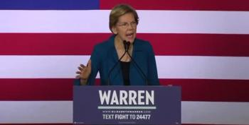 Elizabeth Warren Is Coming For Corrupt Republicans: 'Roger Stone, I'm Looking At You'