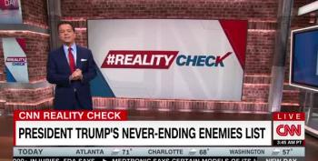 John Avlon Makes An Exhausting List Of Trump Targets For 'Revenge Bender'