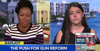 Joy Reid Revisits Parkland, Highlighting Students Still Fighting Gun Violence