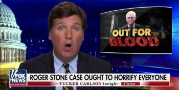 Tucker Carlson Smears Jurors In The Roger Stone Trial