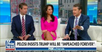 Fox & Friends Hosts Attack 'Crazy' Nancy Pelosi Over Impeachment