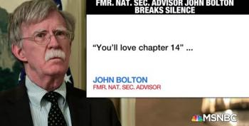 Bolton 'Teases' Chapter 14 Of His Book On 'Perfect Call'